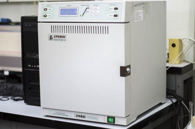 Хроматограф газовый Хромос ГХ-1000